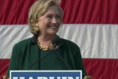 Hillary fuels candidacy hopes in Iowa