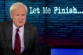 Matthews on what proves Hillary is running