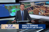 Odile leaves extensive damage in its wake