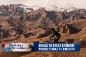 Mountain bikes as metaphor in Afghanistan