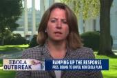 WH ramping up its response to Ebola crisis