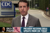 US troops to elevate Ebola response