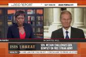 Senator: No surprise if airstrikes in...