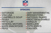 A major sponsor pulls away from the NFL