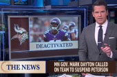 Adrian Peterson now suspended indefinitely