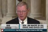 Senator: No boots on the ground is 'untrue'