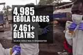 US to send 3,000 troops to combat Ebola virus