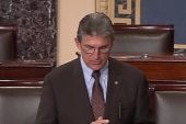 Manchin: 'This should be an Arab ground war'