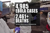 Ebola outbreak a danger to health, economy