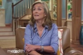 Meredith Vieira reveals past abuse