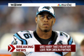 Greg Hardy takes voluntary leave from NFL