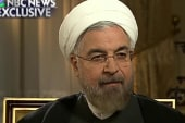 Rouhani: How come they're only doing strikes?