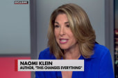 Naomi Klein: Move left through climate fight