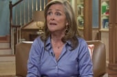 #WhyIStayed: Meredith Vieira shares her story