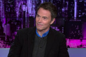 Tim Daly's challenge to Lawrence O'Donnell