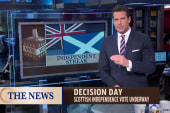 It's decision day in Scotland
