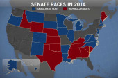 Senate stakes are raised in the push for 2014