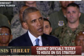 WH admin defends ISIS strategy