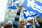 Scottish voters to decide country's fate
