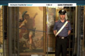 Failed art theft suspect arrested in England