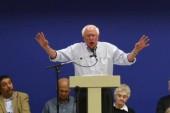 Bernie Sanders dips toes into 2016 chatter