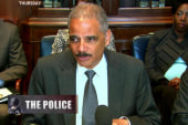Holder launches historic study on police bias