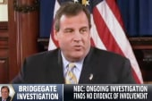 Is Chris Christie cleared on Bridgegate?