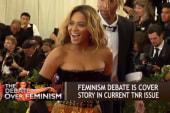 Beyonce at center of feminism debate