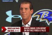 Ravens owner responds to ESPN report