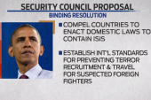 Obama to make pitch at UN against ISIS