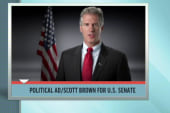 Scott Brown: Secure the border... against...