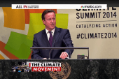 Climate change: A bigger threat than ISIS?