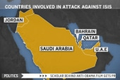 US, Arab allies highlight ISIS' global threat