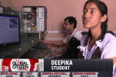 Tech training opens doors for girls in India