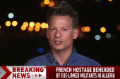 Report: French hostage beheaded