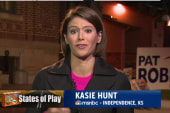 GOP incumbents at risk in Kansas