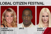 Jay-Z, The Roots among GCF performers