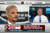 Todd: WH has 'enormous loyalty' to Holder