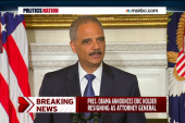 Measuring Eric Holder's legacy