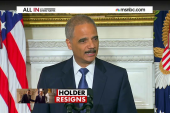 Attorney General Eric Holder to resign