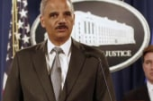 Eric Holder's 'tall, powerful' legacy