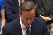 Debate rages in UK Parliament over ISIS fight