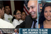 Undocumented youth can now apply to military