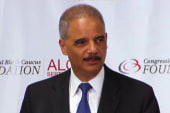 Holder: Fight for voting rights will endure