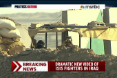 NBC exclusive video of ISIS fighters