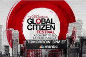 60,000 expected at Global Citizen Festival