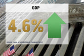 Fast GDP growth shows recovering economy