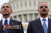 How Eric Holder has impacted change