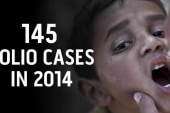 Polio, measles putting kids worldwide at risk