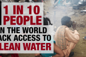 Helping countries in need of water